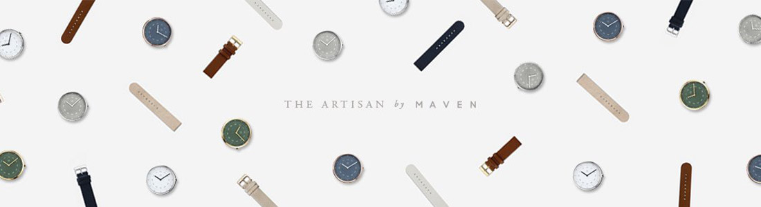 MAVEN WATCHES Enduring系列